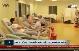 ĐBSCL không còn thiếu máu điều trị cho bệnh nhân
