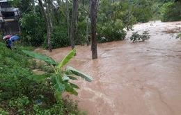 Nguy cơ cao xảy ra lũ quét, sạt lở đất đá ở vùng núi tỉnh Lào Cai