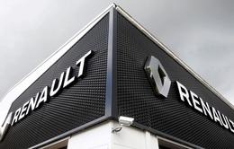 Doanh thu của hãng sản xuất ô tô Renault giảm 19,2% trong quý I