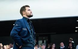 "Giải cờ vua Magnus Carlsen Invitational 2020: ""Vua cờ"" tiếp tục dẫn đầu"