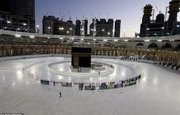 Thánh địa Mecca trong ngày đầu tháng lễ Ramadan