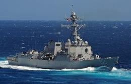 Mỹ phát hiện thêm một tàu chiến có ổ dịch COVID-19