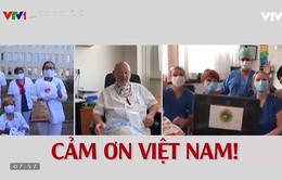 Người Việt Nam tại nước ngoài lan tỏa tấm lòng nhân ái trong mùa dịch COVID-19