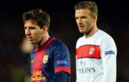 Huyền thoại điển trai người Anh: Tôi giải nghệ vì Messi