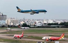 Các hãng hàng không Việt Nam cải thiện tỷ lệ đúng giờ bay