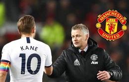 Vì sao Man Utd tuyên bố không theo đuổi Harry Kane?