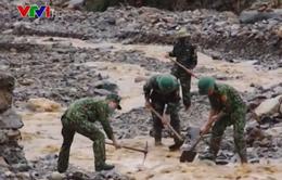 Lai Châu nỗ lực tìm kiếm cháu bé 3 tuổi mất tích do mưa lũ