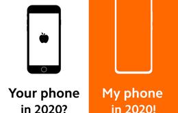 """Xiaomi chê iPhone SE 2020 thiết kế """"cũ kĩ"""", pin yếu"""