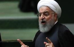 Iran tuyên bố không khởi xướng chiến tranh bất chấp Mỹ khiêu khích