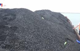 Thu giữ 120 tấn than cám không rõ nguồn gốc tại Quảng Ninh