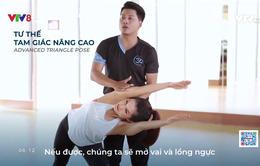 Bài tập Yoga giúp tăng chiều cao