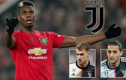 Chuyển nhượng bóng đá quốc tế ngày 27/4: Juventus thể hiện quyết tâm chiêu mộ Pogba