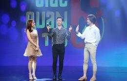 """MC Thành Trung muốn đưa Puka đi gặp bác sĩ vì """"bình loạn"""" quá nhiều tại Giác quan thứ 6"""