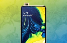 """Samsung sắp ra mắt smartphone đầu tiên có camera """"thò thụt"""""""