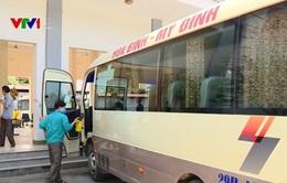 Hòa Bình: Đảm bảo an toàn cho khách đi xe liên tỉnh