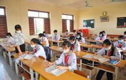60 tỉnh, thành cho học sinh trở lại trường