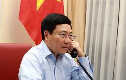 Việt Nam và Estonia tăng cường hợp tác