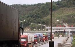 Kim ngạch xuất khẩu nông sản qua cửa khẩu giảm mạnh