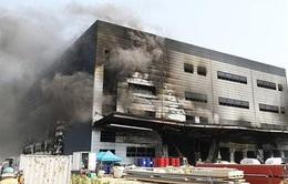 Số nạn nhân vụ hỏa hoạn tại Hàn Quốc tăng lên
