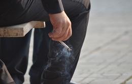 Hút thuốc lá làm tăng nguy cơ nhiễm trùng, giảm miễn dịch