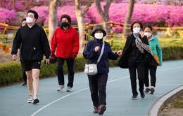 Hàn Quốc không ghi nhận ca nhiễm nội địa sau 2 tháng