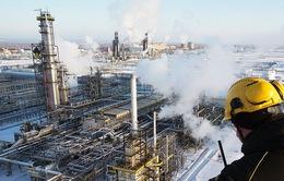 Nga giảm 15% sản lượng khai thác dầu