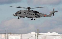 Máy bay quân sự Canada mất tích ở Địa Trung Hải