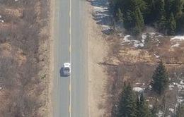 Một cuộc truy tìm chiếc xe bán tải bị mất cắp li kì như trong phim