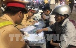 Đẩy mạnh dịch vụ công trong việc nộp phạt xử lý vi phạm giao thông