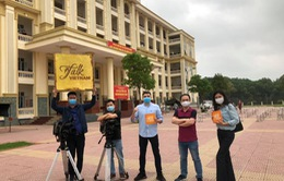 """20h10' hôm nay (4/4) trên VTV1: """"Cảm ơn nhé, Việt Nam"""" - Cuộc chiến chống COVID-19 qua con mắt người nước ngoài"""