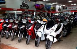 """Thị trường xe máy Việt Nam """"lao đao"""" vì ảnh hưởng của dịch COVID-19"""
