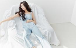 Suzy khoe nhan sắc cực phẩm quảng bá cho Guess