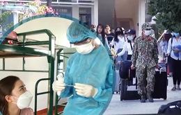 Khánh Hòa: Chăm sóc chu đáo công dân được cách ly