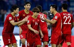 ĐT Việt Nam bỏ xa Thái Lan 19 bậc trên BXH FIFA