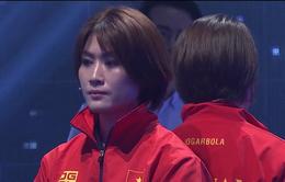 Cuộc đua không dừng lại: Câu chuyện cảm động của cặp cô trò karate