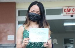 Bệnh nhân mắc COVID-19 đầu tiên tại Đồng bằng sông Cửu Long đã khỏi bệnh