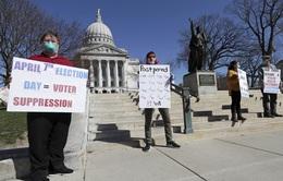 Bầu cử Mỹ 2020: Thêm 1 tiểu bang hoãn bầu cử sơ bộ do COVID-19
