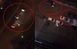 Thu giữ 1 súng bút và 3 xe ô tô trong vụ hỗn chiến tại chung cư Hoàng Gia Tower