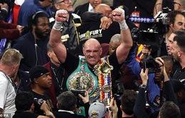 Tyson Fury chấp nhận tham gia WWE