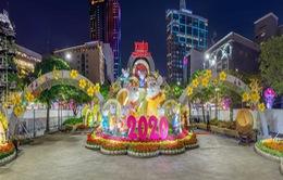 Phát động cuộc thi thiết kế đường hoa Nguyễn Huệ năm 2021