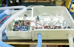 Ấn Độ chế tạo máy thở giá rẻ để ứng phó với dịch bệnh COVID-19