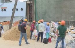 Nha Trang: Xử phạt hành chính công trình khách sạn tụ tập đông người