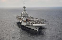 Tàu sân bay Charles de Gaulle phải dừng nhiệm vụ vì dịch COVID-19