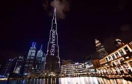 Dịch COVID-19: Người dân Dubai phải xin giấy phép để được ra khỏi nhà