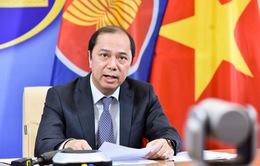 Phát huy vai trò Chủ tịch ASEAN, Việt Nam thúc đẩy nỗ lực chung ứng phó COVID-19