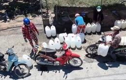 Thiếu nước sinh hoạt trầm trọng tại Tiền Giang