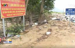 Tăng cường xử lý ô nhiễm bãi rác Dốc Đỏ