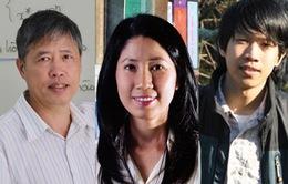 Trao giải thưởng Tạ Quang Bửu 2020 cho 3 nhà khoa học ngành Y Dược, Toán học, Vật lý
