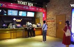Các rạp chiếu phim giãn cách triệt để trong ngày đầu mở cửa trở lại