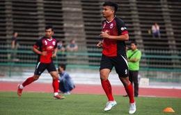 4 quan chức bóng đá Campuchia nhận án phạt nặng
